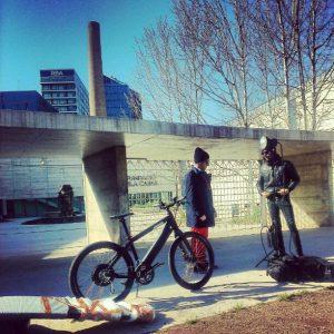 Az elektromos kerékpárok jól teljesítenek városon belül is
